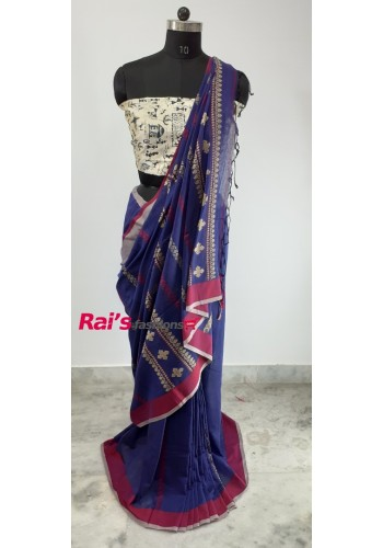 Rasom By Cotton With Weaving Design(18A17)