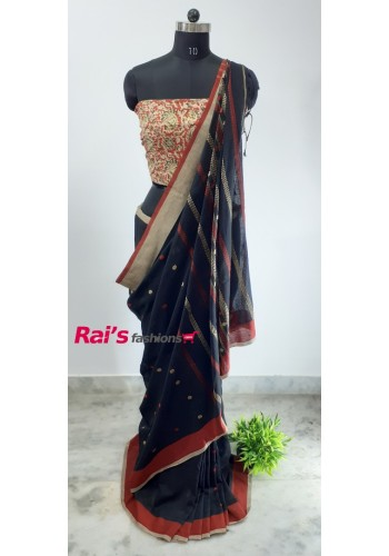 Rasom By Cotton With Weaving Design(20A13)